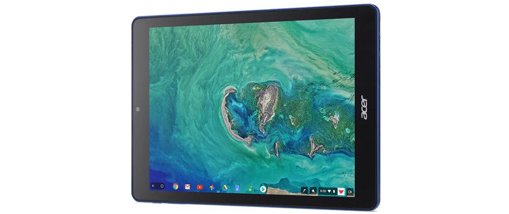 La primera tablet con Chrome OS es de Acer