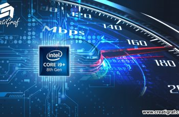 Coffee Lake intel core - creatigraf