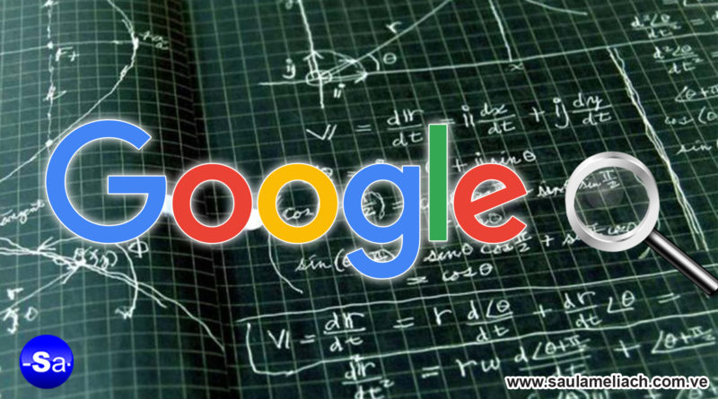 Algoritmos de Google - creatigraf