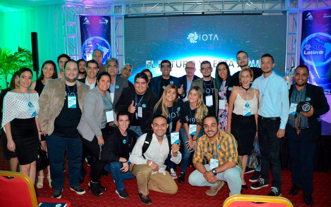 Primer Meetup de IOTA Latino en Venezuela viene de la mano del IOTA Tangle y las bondades de la IoT