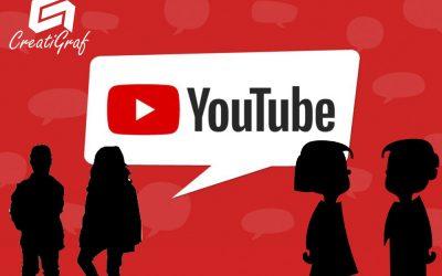 Youtube borra todos los comentarios de vídeos con menores
