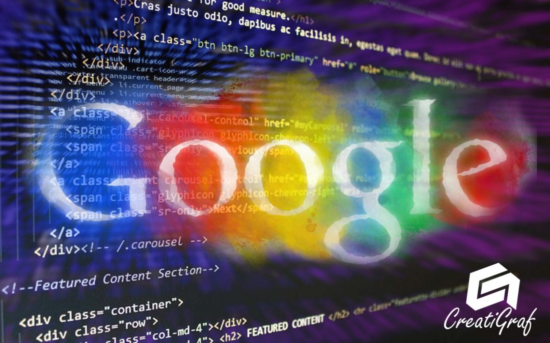 algoritmo de Google - creatigraf