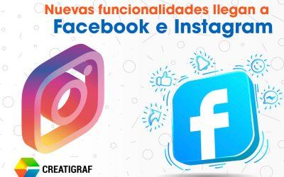 """Pensado para pequeños empresarios """"Nuevas funcionalidades llegan a Facebook e Instagram"""""""