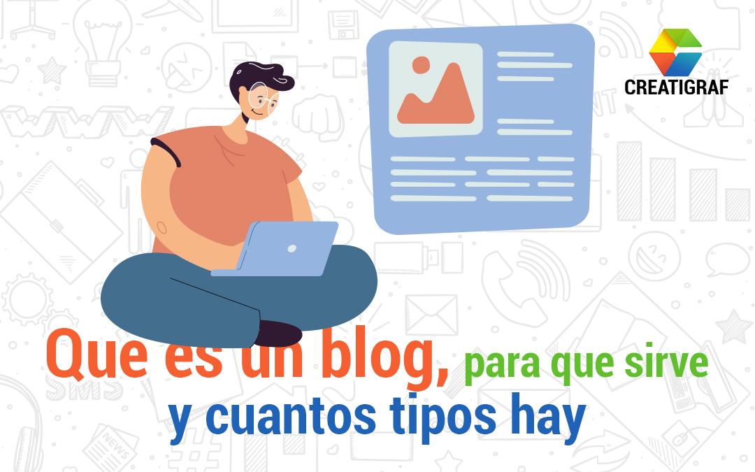 Qué es un blog y como beneficia tu visibilidad