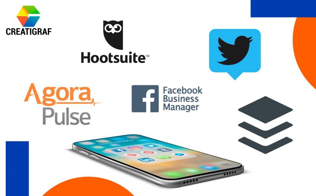 app para manejar redes sociales