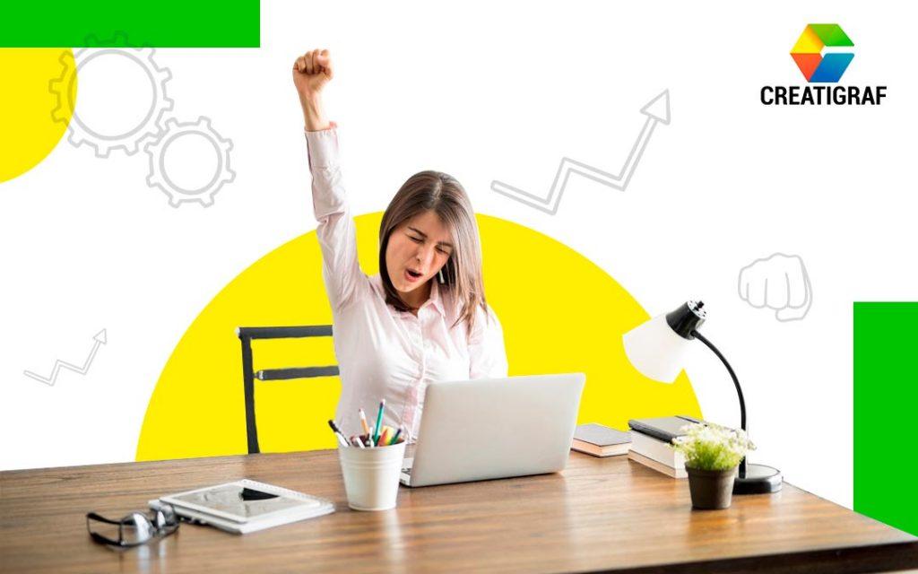 Emprendedora en la era digital