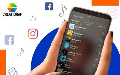 Descubre cómo subir tu música a las Stories de Instagram y Facebook
