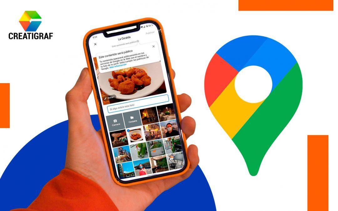 Ya puedes subir fotos Google Maps sin dejar valoraciones