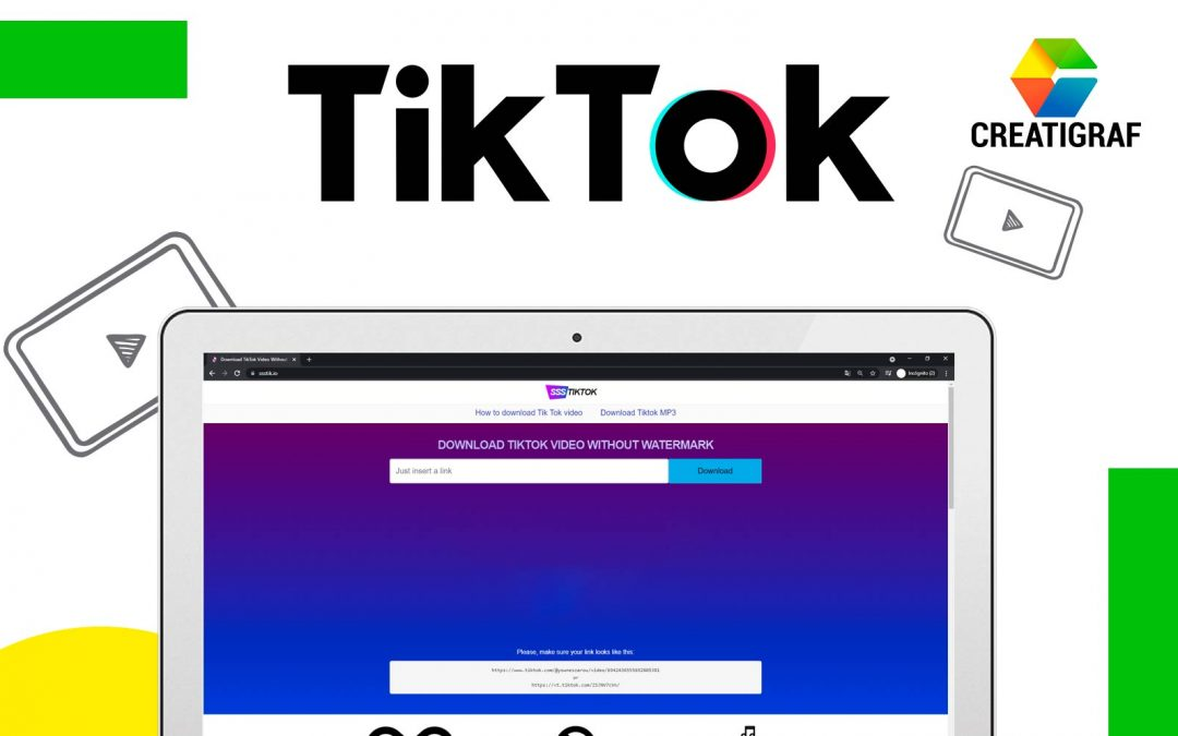 Aprende a bajar videos de TikTok sin marca de agua