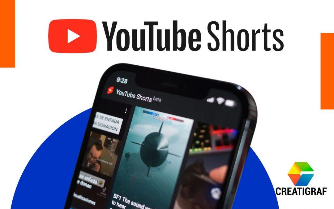 YouTube Shorts ya se encuentra disponible y funciona como alternativa de TikTok